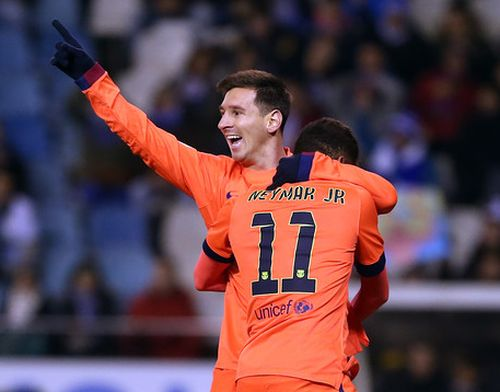 Popis Messiego: Deportivo la Coruña – FC Barcelona (0:4)