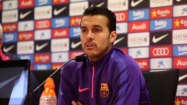 Pedro: Muszę rywalizować z najlepszymi na świecie