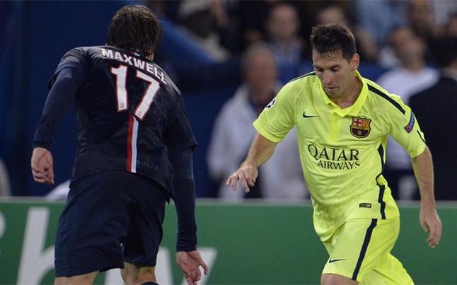 Maxwell: Nigdy nie zapomnę gry w Barçy