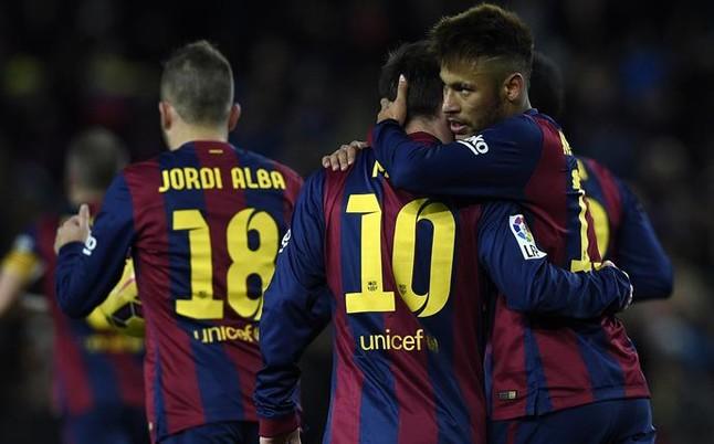 Barça może jutro zmniejszyć stratę do Realu