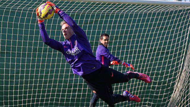 Piłkarze kontynuują przygotowania do półfinału Pucharu Króla
