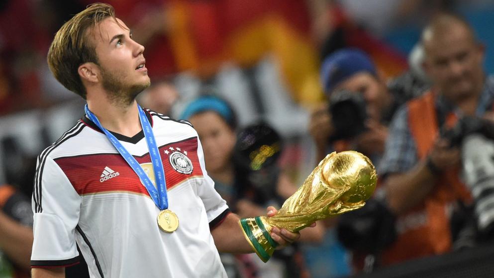 Götze: Messi stworzył nieosiągalny wzorzec
