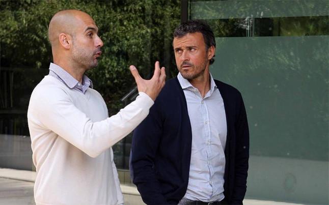 Barça Luisa Enrique bliska osiągnięć Pepa Guardioli