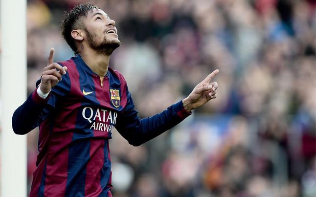 Neymar wyprzedza Maradonę na liście najlepszych strzelców Barçy