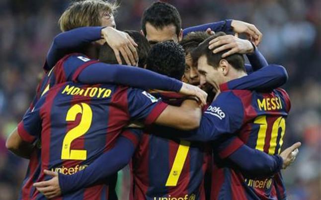 Barça ma więcej bramek od Realu w tym sezonie