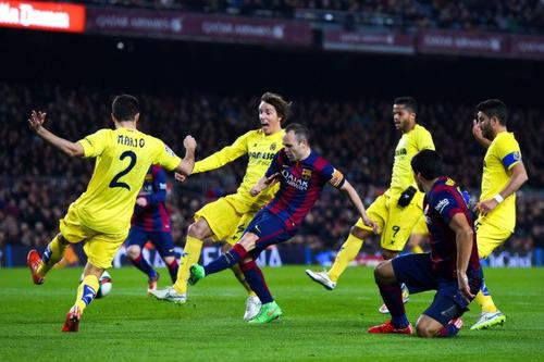 Iniesta: Kiedy zespół gra dobrze, trzeba to wykorzystać