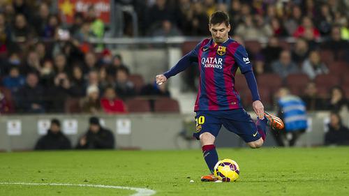 Leo Messi królem Camp Nou