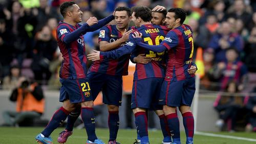 Barça z najlepszym bilansem bramkowym w Europie