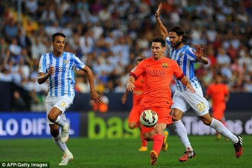 Zapowiedź meczu: FC Barcelona – Málaga CF; Sprawdzić formę przed Ligą Mistrzów