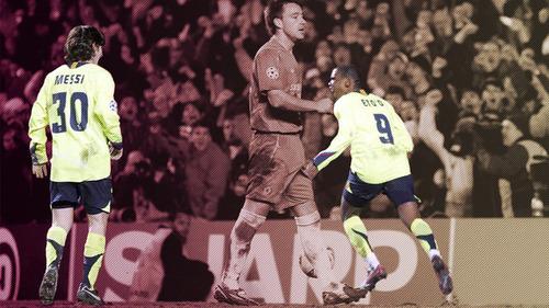 Barça zawsze awansuje po wygranej 2:1