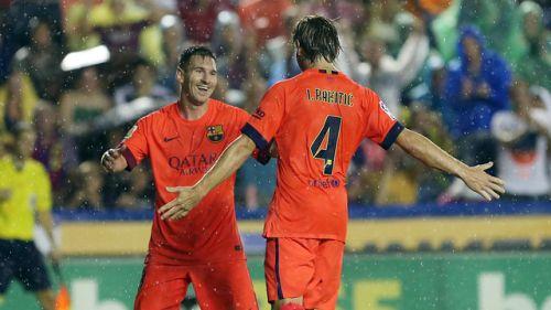 Zapowiedź meczu: FC Barcelona – Levante UD; Zrobić swoje