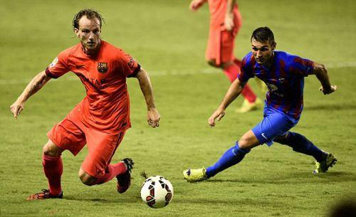 FC Barcelona – Levante UD; Składy