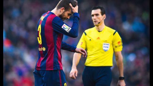 Gerard Pique, Malaga, FC Barcelona