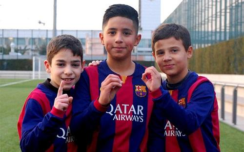 Mają 10 lat i zagrali już 100 meczów razem