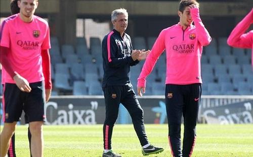 Jordi Vinyals: Jeśli nie będzie dyscypliny, to nic nie osiągniemy