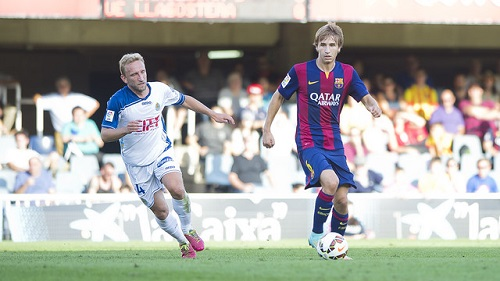 Llagostera-Barça B: Kolejne derby na wyjeździe
