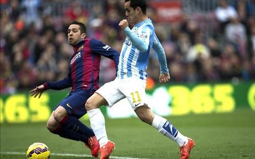 Jordi Alba: Skarciłem się jako pierwszy
