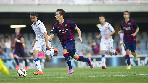 Real Saragossa – FC Barcelona B: Pojedynek na La Romareda