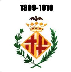 Pierwszy Herb Barcelony