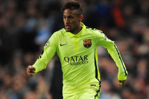 Neymar nie zagra z Rayo