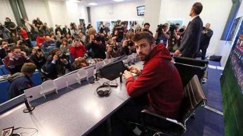 Piqué: Mascherano i Busquets to dwójka najlepszych defensywnych pomocników