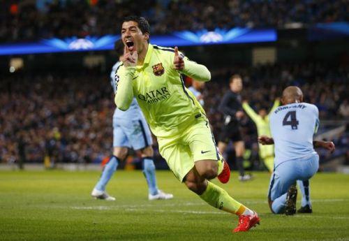 Gra lepsza niż wynik; Manchester City – FC Barcelona 1:2