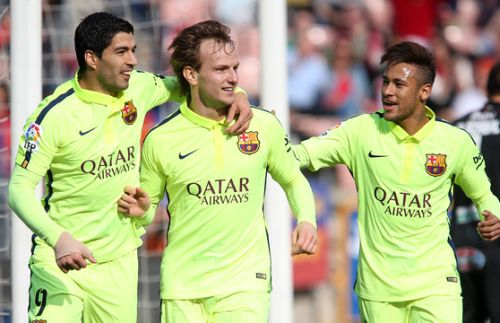 Trudna przeprawa: Granada CF – FC Barcelona (1:3)