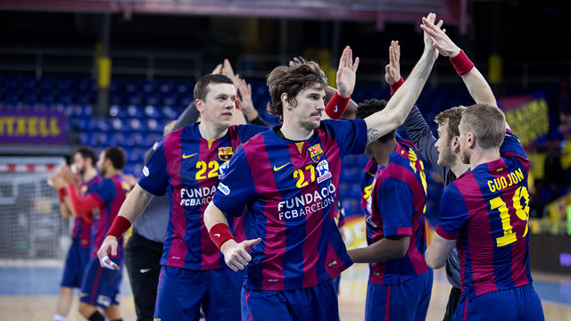 FC Barcelona – Frigoríficos Morrazo: 50. zwycięstwo z rzędu w lidze (43:22)