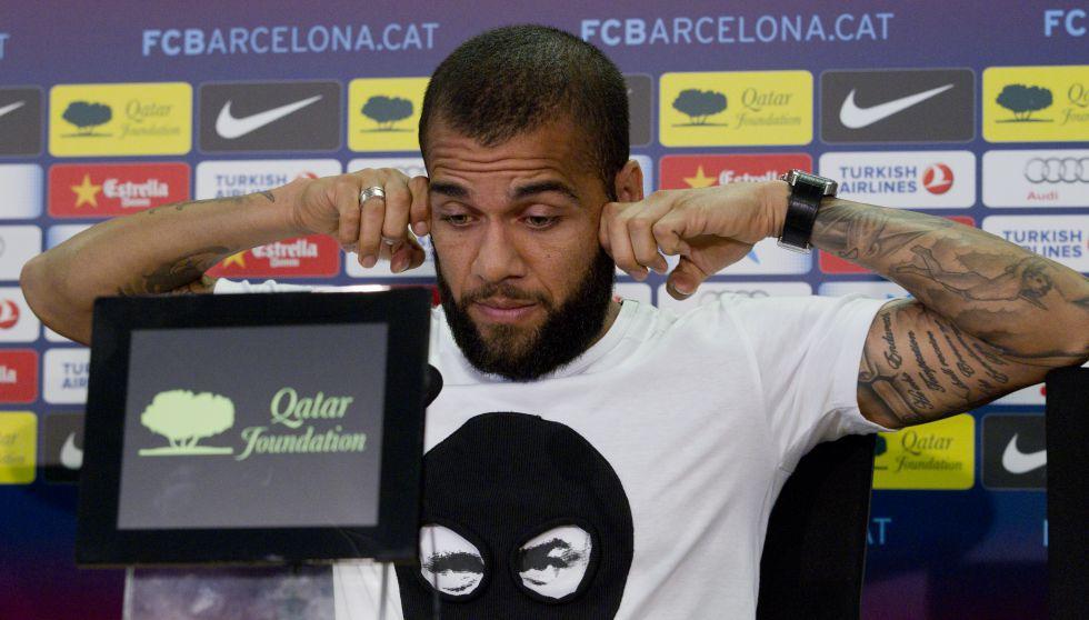 Agentka Alvesa: Jesteśmy blisko podpisania umowy z innym klubem