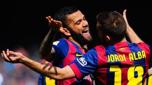 Barça będzie chciała zaproponować Alvesowi przedłużenie kontraktu