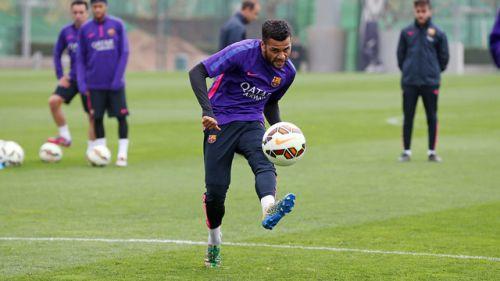 Alves: Moje serce jest szczęśliwe tu, gdzie teraz jestem