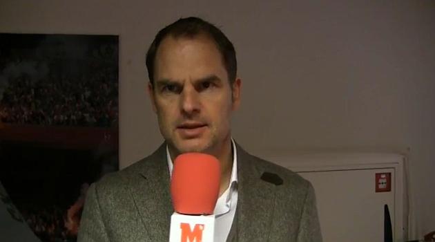 De Boer: Lubię oglądać Barçę Luisa Enrique