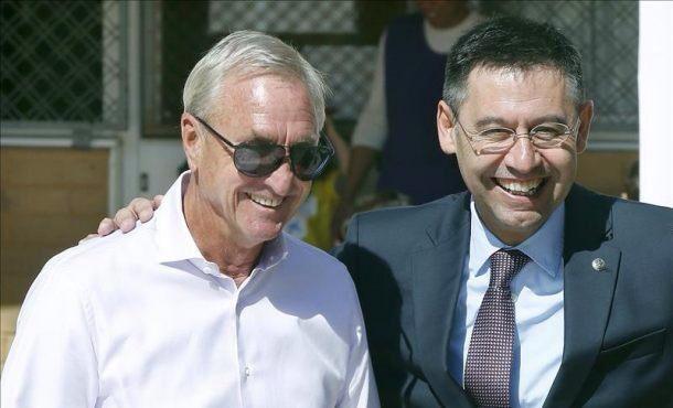 Cruyff: To fantastyczne, że można wygrać mecz, nie grając dobrze