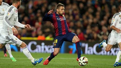 Statystyki z meczu FC Barcelona – Real Madryt
