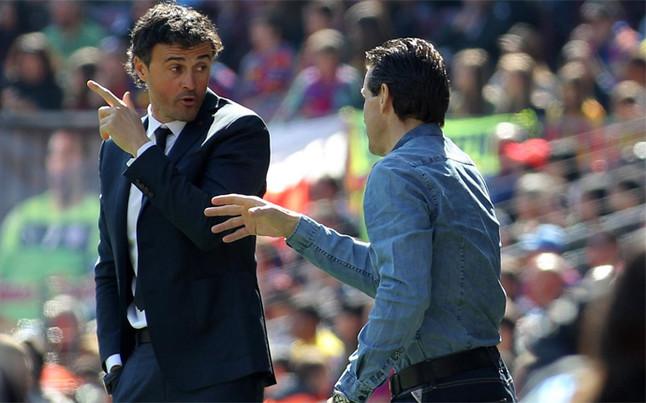 Enrique: Chcemy zachować pozycję lidera do końca