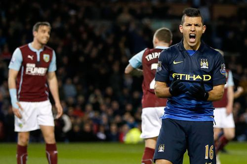 Porażka Manchesteru City przed rewanżem na Camp Nou