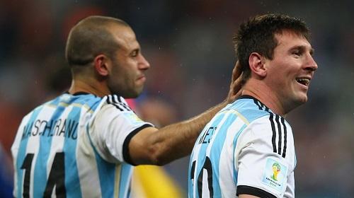 Messi i Mascherano powołani do reprezentacji