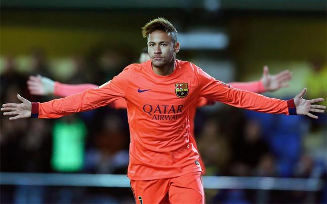 300 oficjalnych meczów Neymara