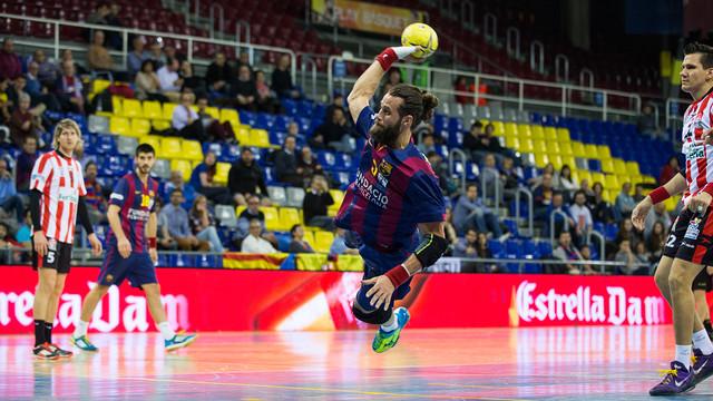FC Barcelona – Fertiberia Port Sagunt: Nowy rekord strzelecki (51:29)