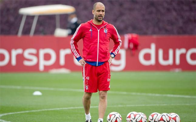 Guardiola: Jeśli będę chciał wrócić, walnijcie mnie młotkiem w głowę
