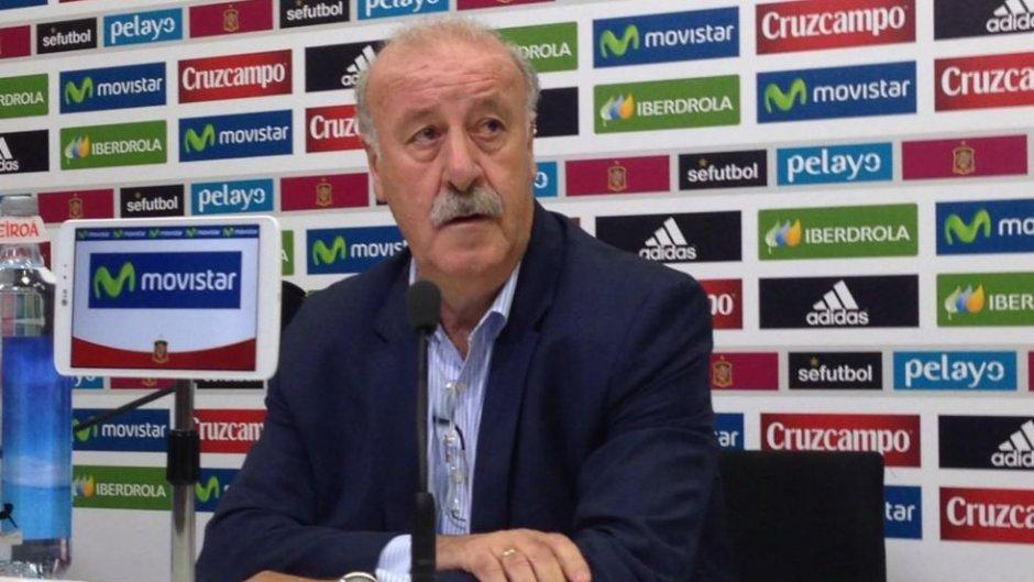Del Bosque: Barça miała swój kryzys, teraz przyszedł on w Realu