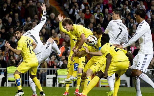 Villarreal i Real Madryt