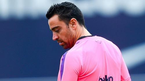 Marca: Xavi opuści latem Barcelonę