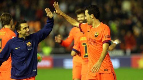 Busquets: Xavi to najlepszy hiszpański piłkarz wszech czasów
