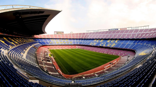 Camp Nou, FC Barcelona, Copa del Rey