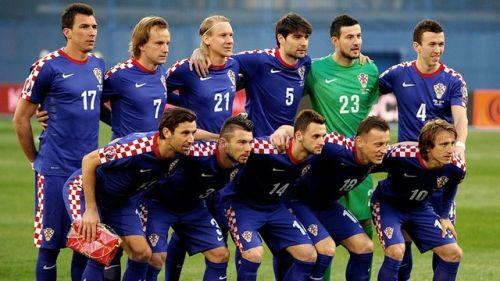 Asysta Rakiticia w meczu z Norwegią