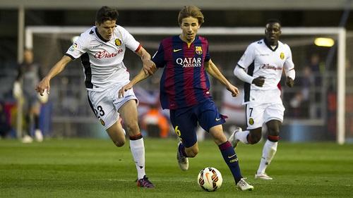 FC Barcelona B – RCD Mallorca: Bolesna porażka (2:4)
