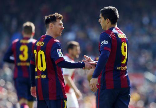 Fotel lidera zdobyty: FC Barcelona – Rayo Vallecano (6:1)