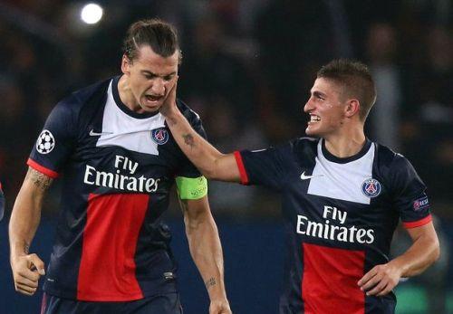 Ibrahimović i Verratti nie zagrają w pierwszym meczu