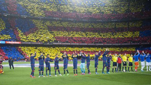 Rekord frekwencji na Camp Nou